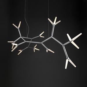 Sparks plafondberlichting, design Quasar