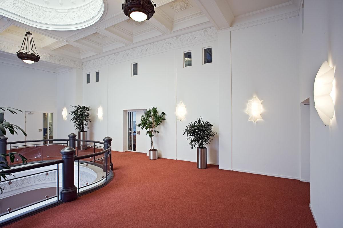 decoratieve wandverlichting Groote Club