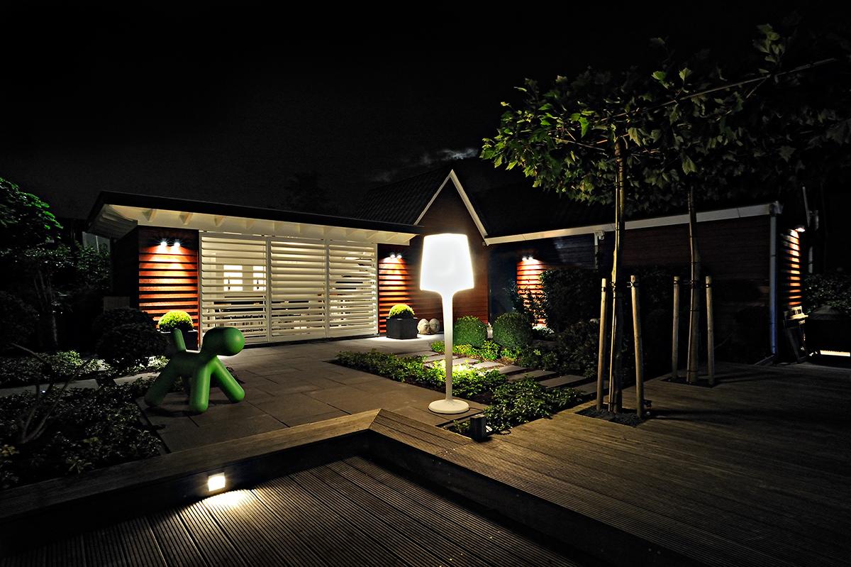 decoratieve tuinverlichting