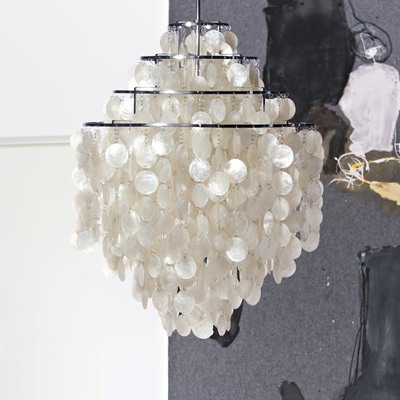 hanglamp ontwerp Verner Panton
