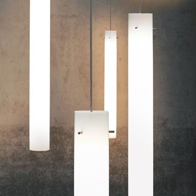 Hanglampen van Bega Limburg Glashuette