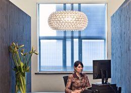 decoratieve kantoorverlichting
